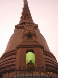 Wat Bowornnivet Bangkok near Khao San