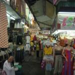 Pratunam Market ประตูน้ำ in Bangkok