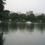 Lumphini Park สวนลุมพินี in Bangkok