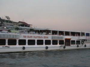 Chao Phraya Express Bangkok