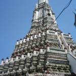 Wat Arun วัดอรุณ Bangkok (view at day)