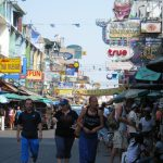 Changing foreign currencies to Thai baht