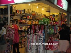 Inside Platinum Mall Bangkok