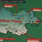 Uthai Thani อุทัยธานี attractions