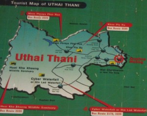 Uthai_Thani_map