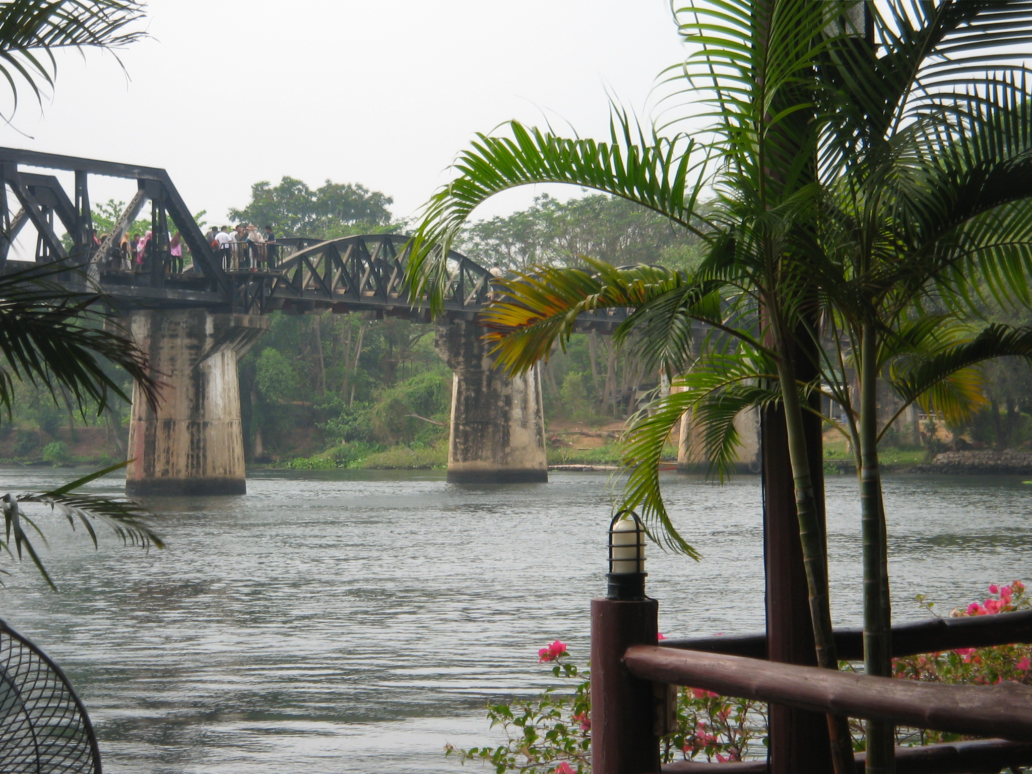 The Bridge of River Kwai, Kanchanapuri