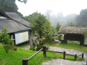 Doi Inthanon highest peak in Thailand