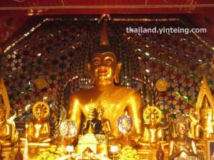 Shrine Hall Wat Phra That Doi Suthep, Chiang Mai