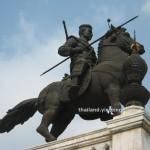 The Monument of King Naresuan สมเด็จพระนเรศวร, Ayutthaya