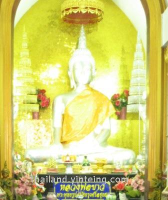 800yearBuddha at Wat Na Phramane (วัดหน้าพระเมรุ), Ayutthaya