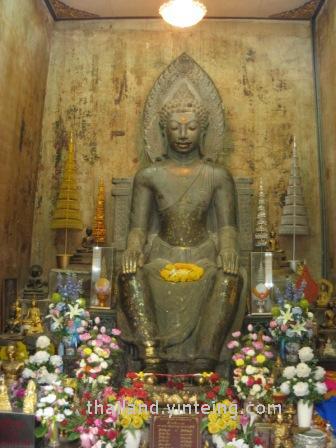 Buddha-1500years-old at Wat Na Phramane (วัดหน้าพระเมรุ), Ayutthaya
