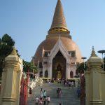 Phra Pathom Chedi พระปฐมเจดีย์, Nakhon Pathom- largest chedi in SEA