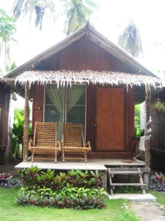Staying at Siam Cottage Bungalows at Koh Chang island