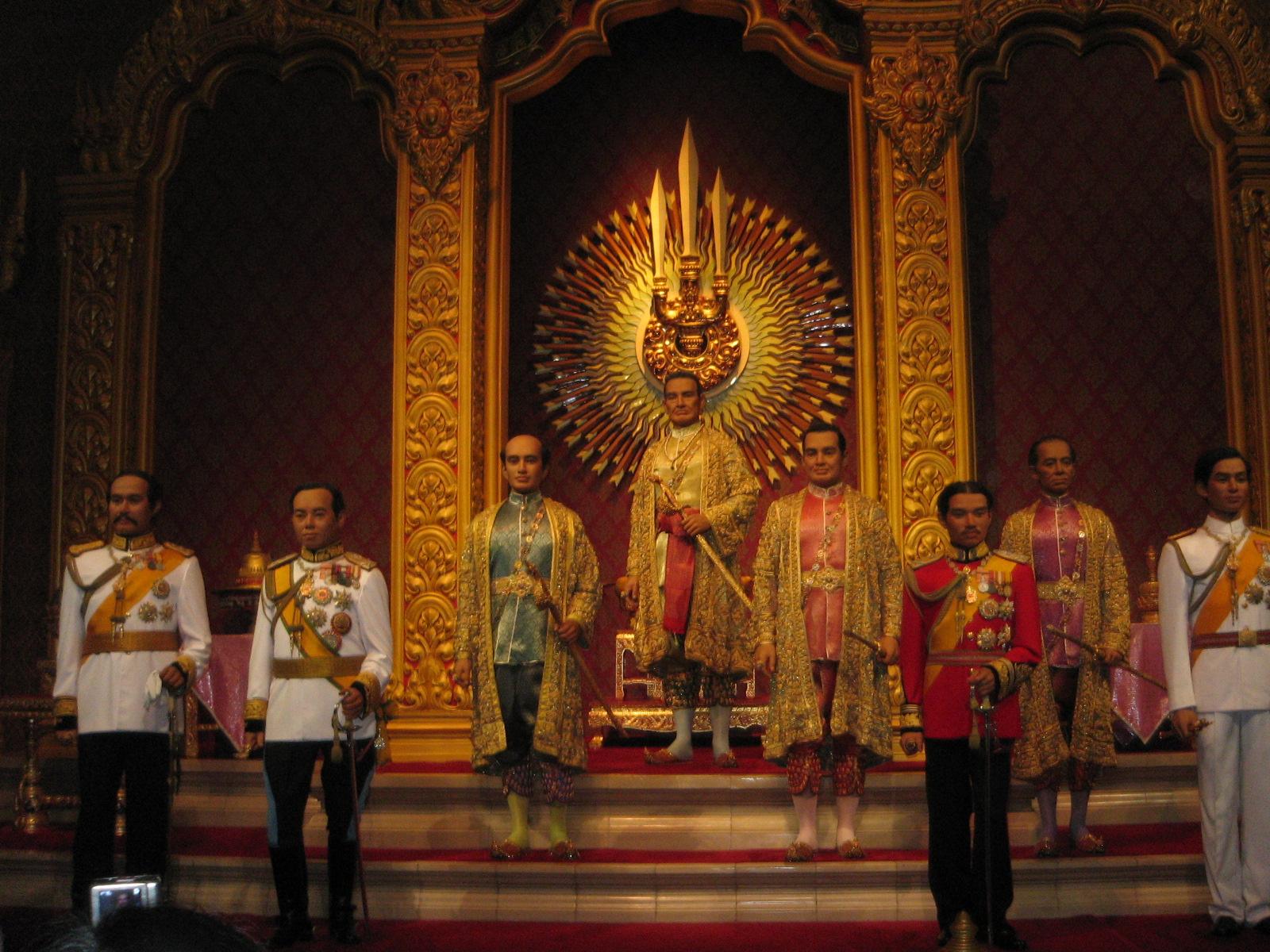 Thai Museum of Kings