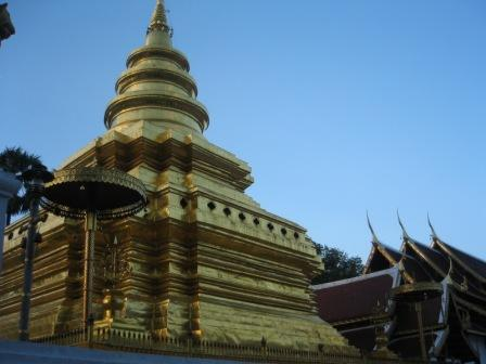 Wat Phra That Si Chom Thong วัดพระธาตุดอยจอมทอง Chiang Mai