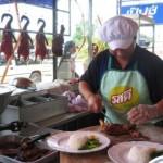 Thai chicken or pork rice