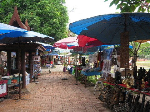 Phra Mongkhon Bophit in Ayutthaya
