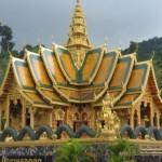 Wat Phra Prabat Si Roy (4 Buddha footprint temple) วัดพระพุทธบาทสี่รอย