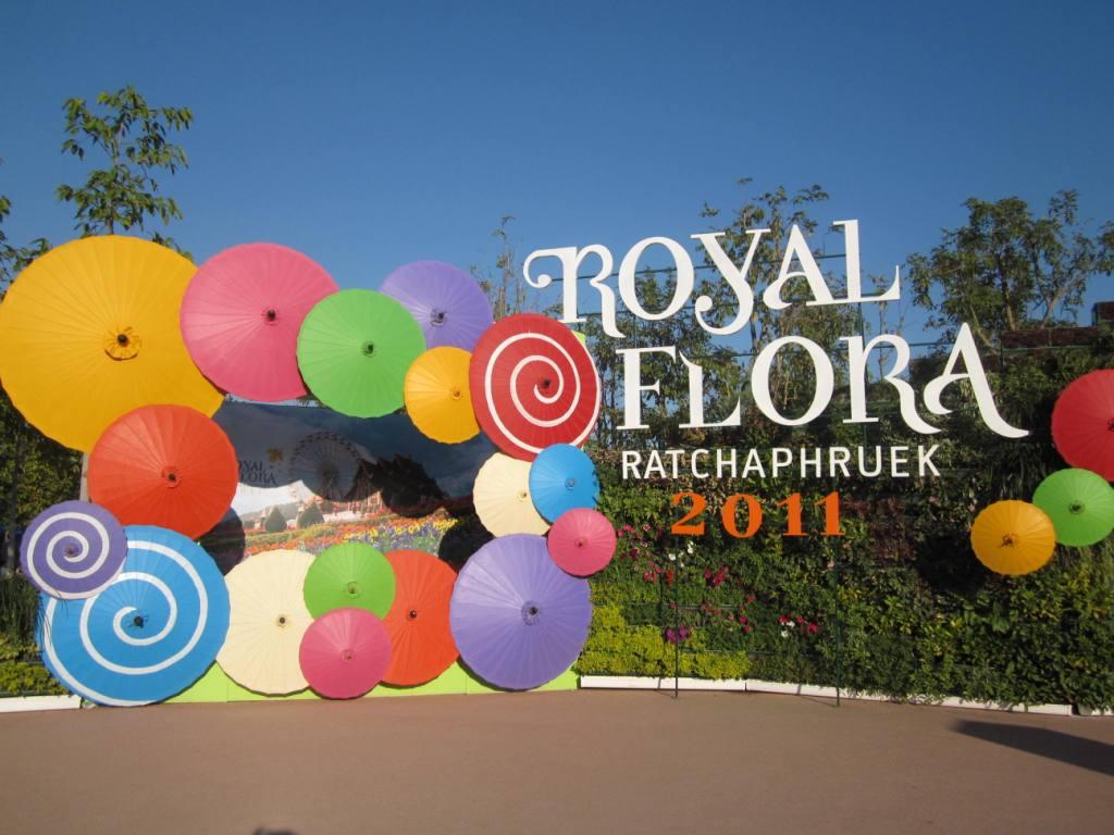 Chiang Mai Royal Flora Festival