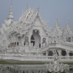 Utilizing Talent to Benefit Others- Acharn Chalermchai of Wat Rong Khun, Chiang Rai