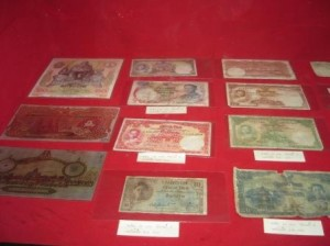 Historical Thai currencies