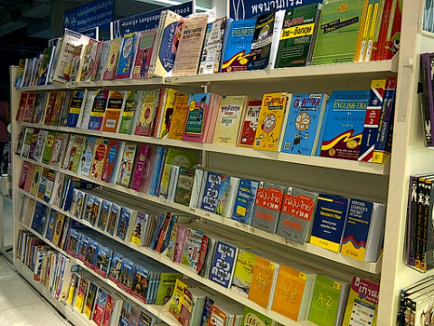 Where to get good books to learn Thai and dictionary
