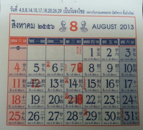 Explanation for Health Calendar Of Recognition Days