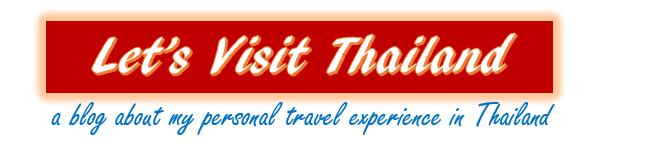 Let's visit Thailand header image