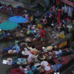 The Night River Market of Amphawa ตลาดน้ำอัมพวา