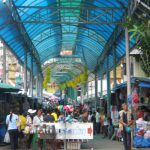 Mae Sai- shopping and border between Thailand and Myanmar