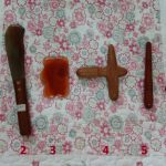 acupressure and guasa tools from Thailand
