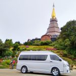 Standard van driver rates Thailand