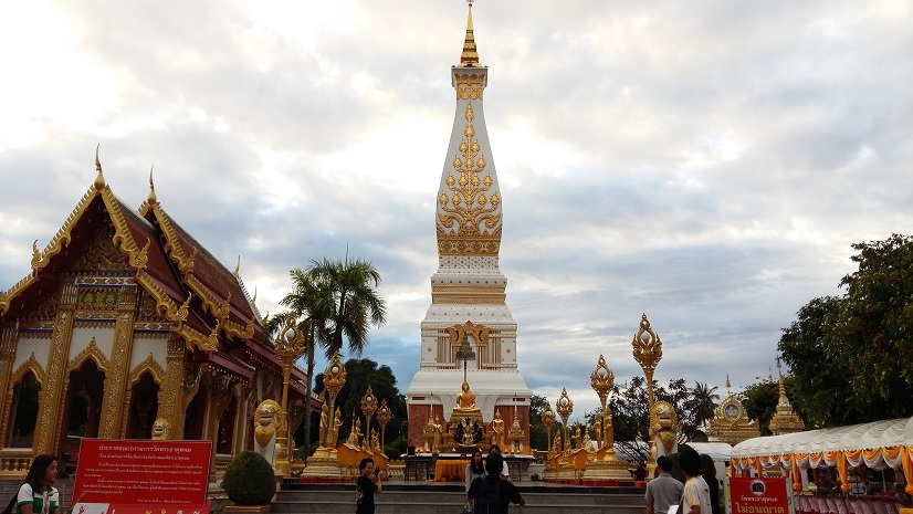 Wat Phra That Phanom in Nakhon Phanom