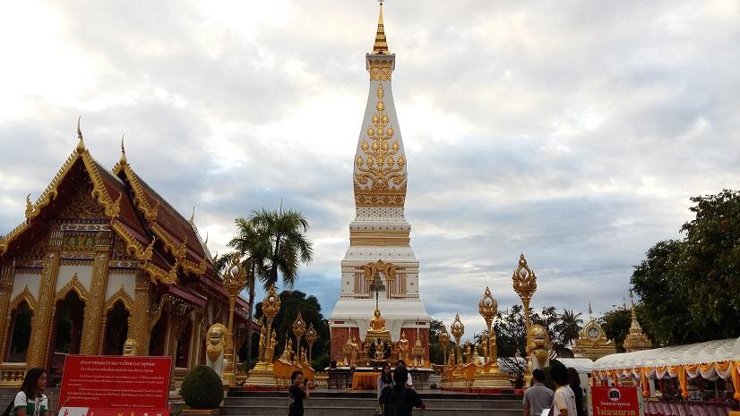 Wat Phra That Phanom in Nakhon Phanom