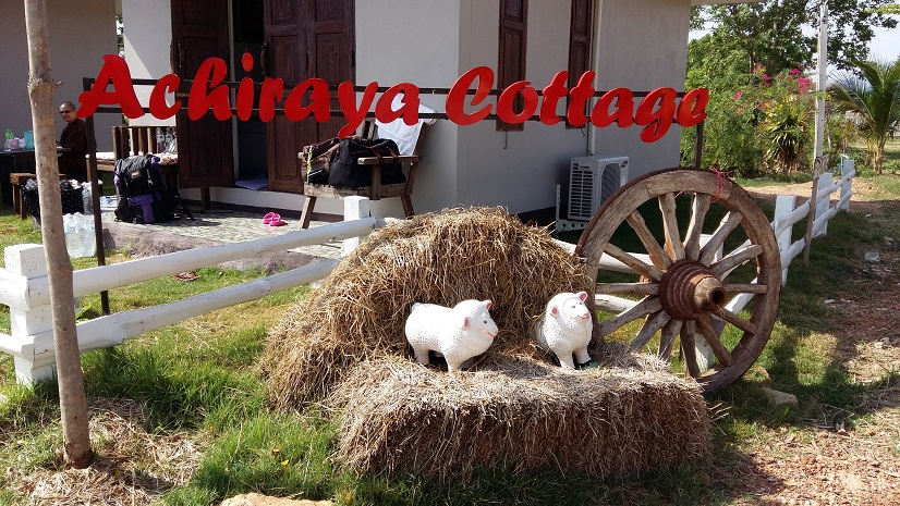 Achiraya Cottage in Sukhothai province
