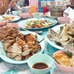 Phayao lake- well known for grilled fish