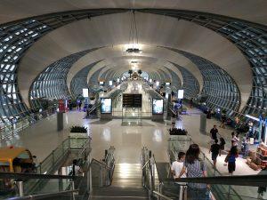 Experience in wheelchair service usage via Thai Airways at KLIA and Survanabhumi airports