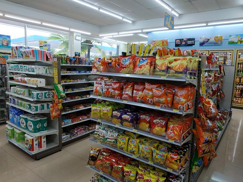 7 Eleven stores in Thailand