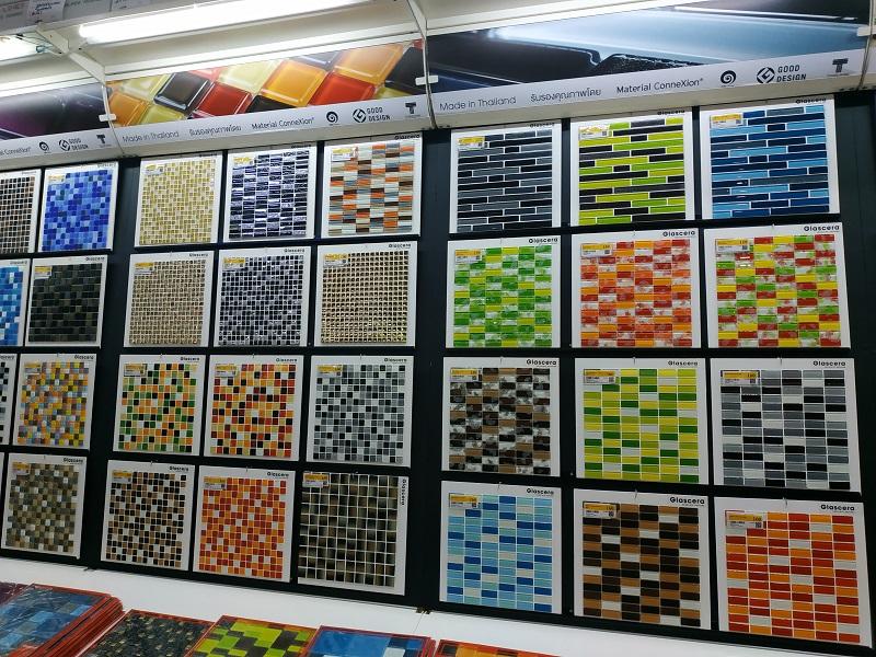 Creative tile designs