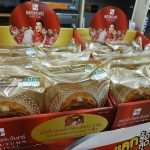 Mooncakes at 7 Eleven Thailand