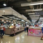 Food court Tesco Lotus
