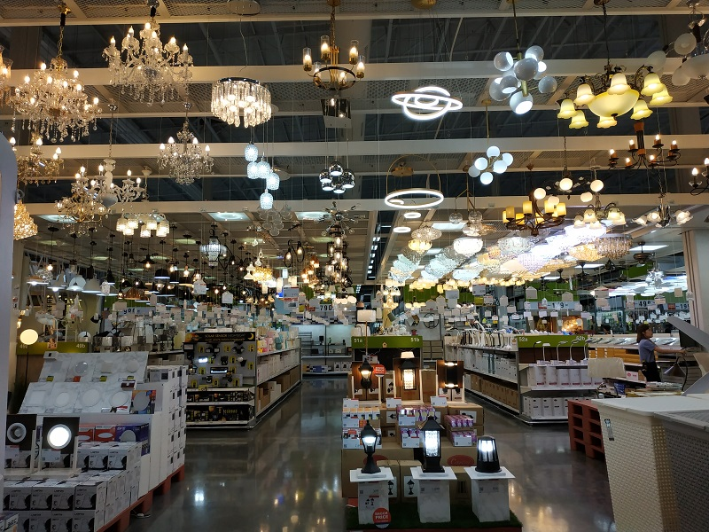 HomePro Thailand- lighting