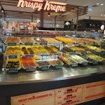 Krispy Kreme outlets in Thailand