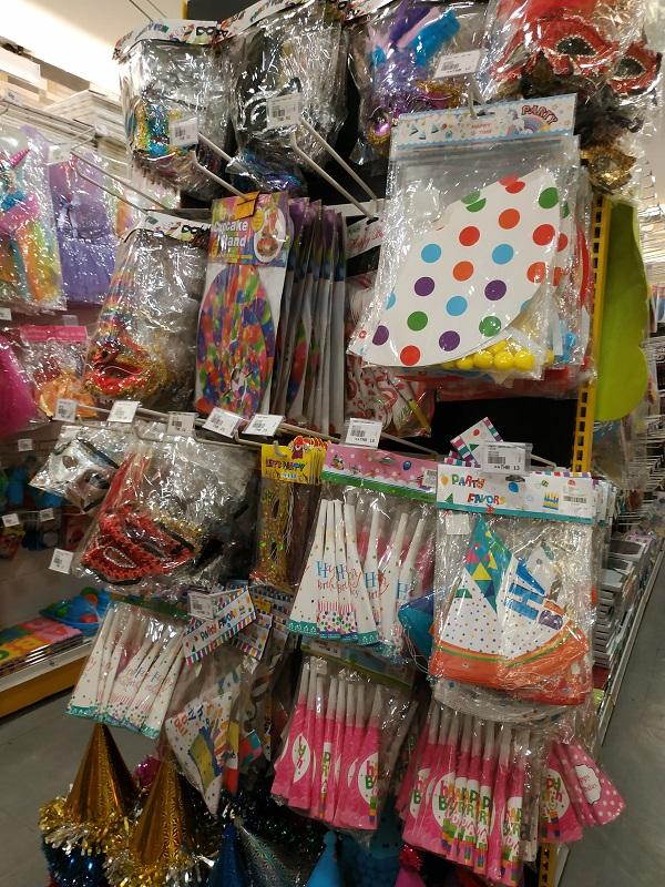 MrDIY party products