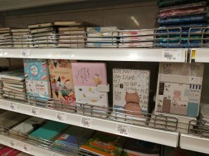 Planners, organizers and notebooks from MrDIY