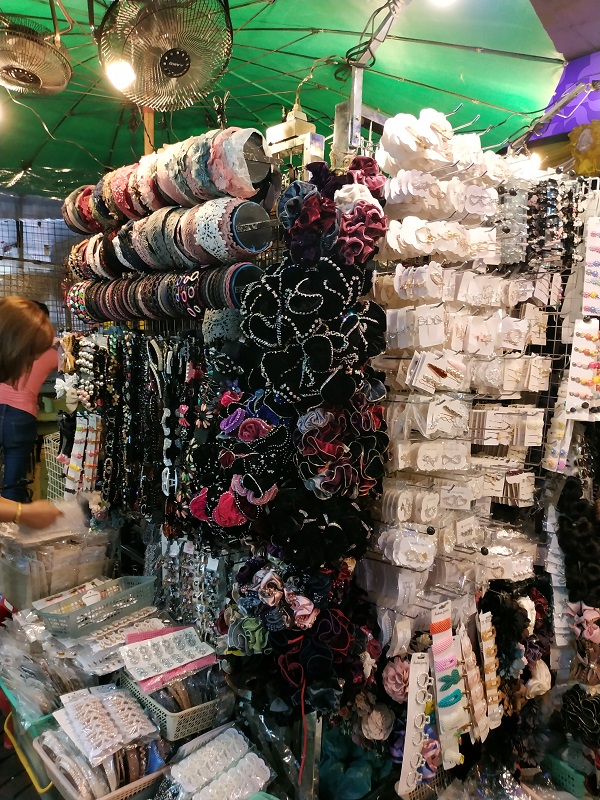 Bangkok sewing beads craft supplier