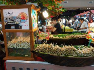 Central Plaza food fair