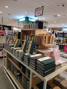 Diary, planners and monthly scheduler in Thailand