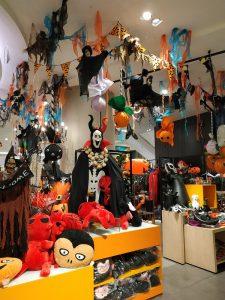 Halloween Decoration Supplies in Thailand
