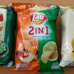 Lay's Thailand new flavours- salted eggs, Mieng Kam and 2 in 1